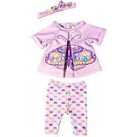 Zapf Набор одежды для куклы Бабочка Baby Born 823545