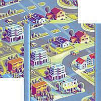 Детский ковролин Город NEW 2м
