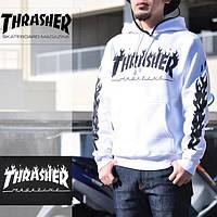 Толстовка Thrasher  Magaz | кенгурушка