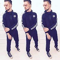 Костюм спортивный мужской Adidas трикотаж