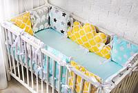 Выбираем детское постельное белье по размерам