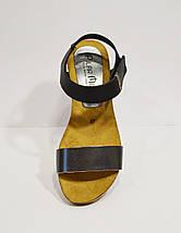 Босоножки женские кожаные Pilar monet 20040, фото 2