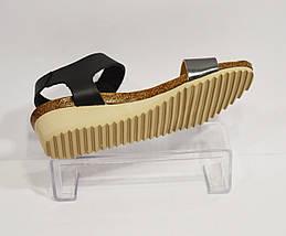 Босоножки женские кожаные Pilar monet 20040, фото 3