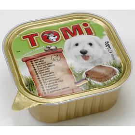 TOMi game ДИЧЬ консервы для собак, паштет, 0,3кг