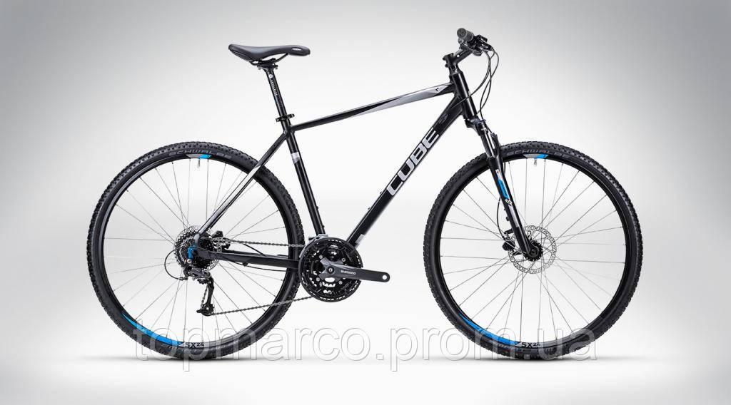 "Велосипед CUBE Curve Pro ""R28"", рама ""19"""