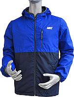 Мужская ветровка Nike копия, весенние куртки Найк