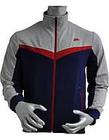 Мужская толстовка на змейке Nike