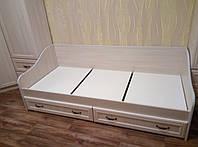 """Кровать с ящиками,детская """"Вега"""",ф-ка """"SV Мебель"""""""