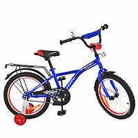 "Велосипед Profi 14"" Racer G1433 Blue"