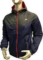 Ветровка Nike мужская, весенние куртки Nike, спортивные куртки Найк