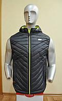 Мужская спортивная осенняя жилетка Nike, жилетка Найк
