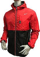 Мужская ветровка Nike, весенние куртки Nike, спортивные куртки Найк