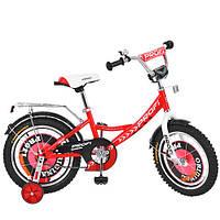 """Велосипед Profi 14"""" Original Boy G1445 Red"""