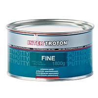 """Шпатлевка фінішна біла """"Troton"""" 1,8 кг"""