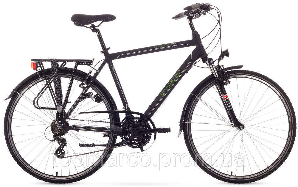 Велосипед ROMET WAGANT 1.0, рама 19