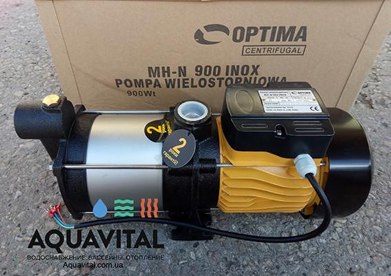 Центробежный насос Optima MH–N 900INOX