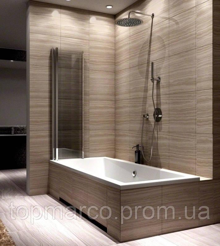 Шторка для ванны  REA  AGAT-3 120 2