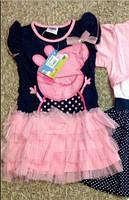 Платье для девочки  Peppa