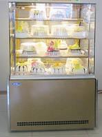 Кондитерская витрина Дакота Куб F ВП 1,0 ВХК(Д) Технохолод (холодильная)