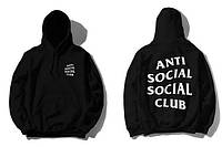 "Толстовка с принтом A.S.S.C. ""Anti Social Social Club Games"" 