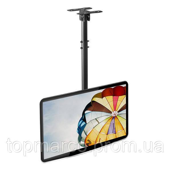 T560-15 - потолочный, вращающийся кронштейн для LED-телевизоров, LCD, плазменных панелей 32