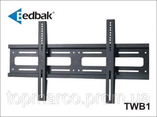 TWB1 - настенный кронштейн для ЖК-телевизоров, LED 37