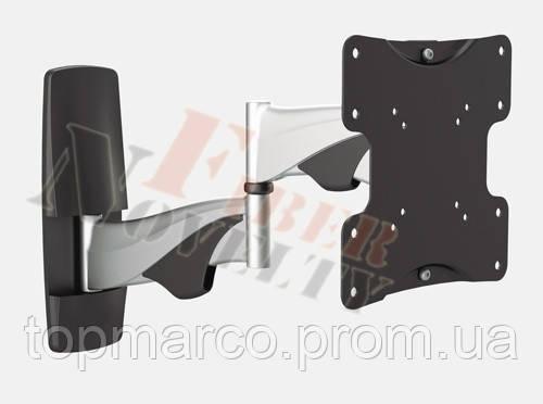 DORIAN200 - Прочный, вращающийся кронштейн для мониторов и ЖК-телевизоров, LED 23