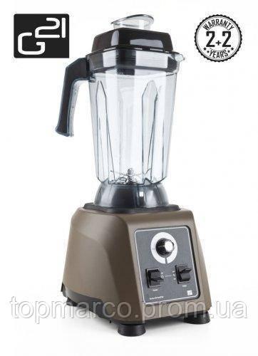 Блендер кухонный PERFECT DARK BROWN G21