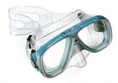 Маска Idea  прозрачный силикон 102.020/430