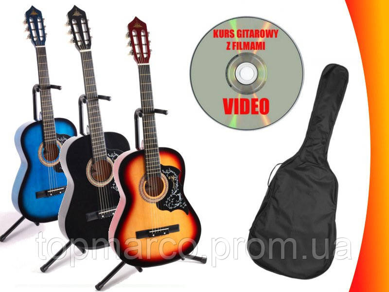 Гітара класична + ЧЕХОЛ !!!