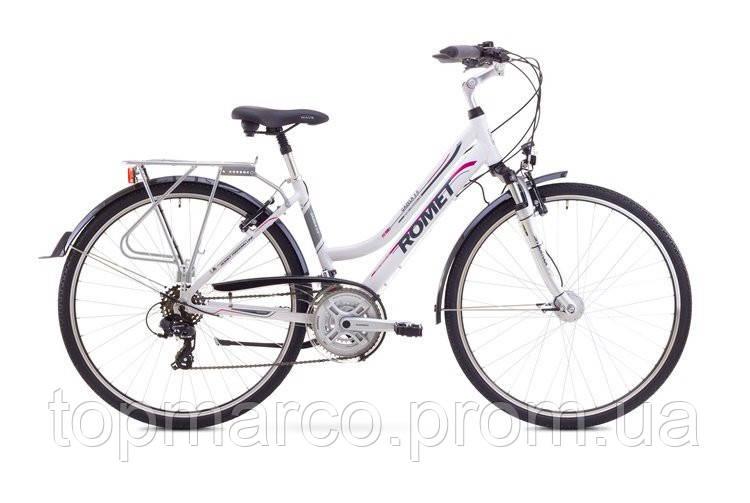Велосипед женский ROMET GAZELA 2.0 R28, рама 17