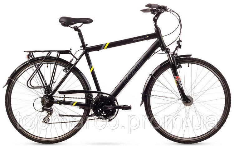 Велосипед ROMET WAGANT 2, рама 19