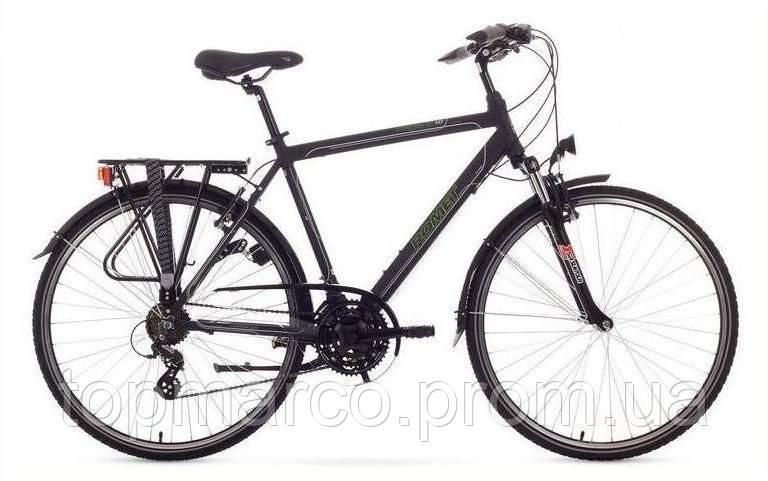 Велосипед ROMET GAZELA, WAGANT 1.0, рама 19