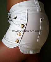 Шорты женские джинсовые короткие Ylanni 9049