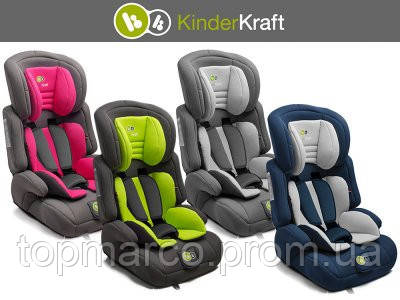 АВТОКРІСЛО 9-36 кг KinderKraft COMFORT UP!!