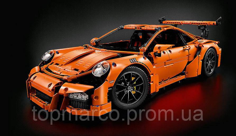 LEGO TECHNIC PORSCHE 911 GT3 RS 42056 НОВИНКА 2016 2