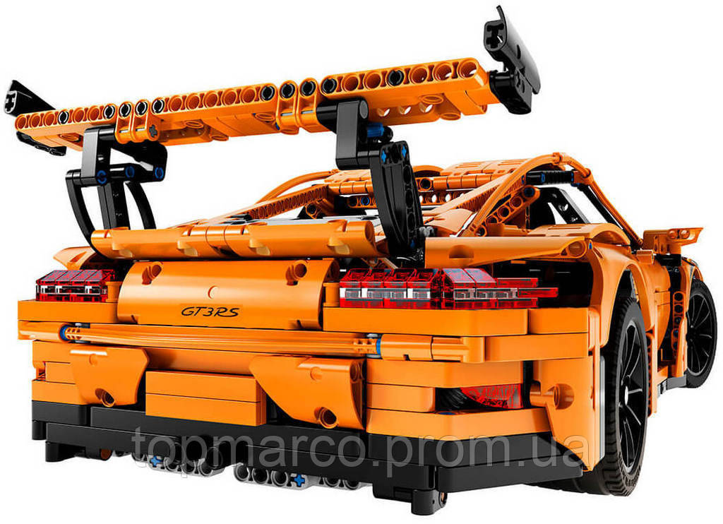 LEGO TECHNIC PORSCHE 911 GT3 RS 42056 НОВИНКА 2016 6