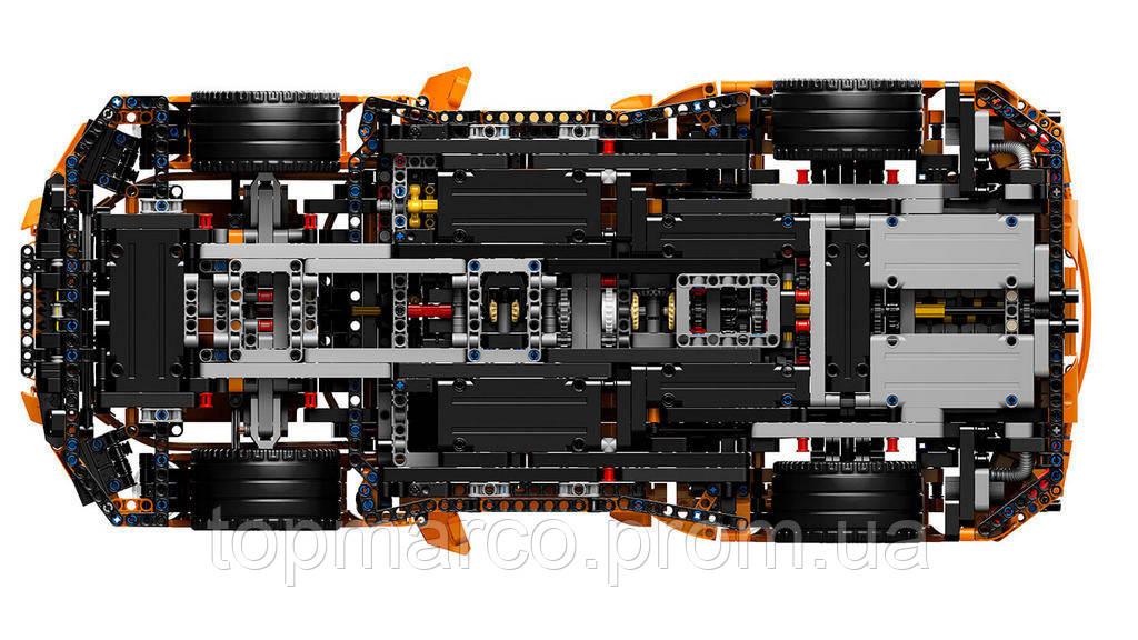 LEGO TECHNIC PORSCHE 911 GT3 RS 42056 НОВИНКА 2016 7