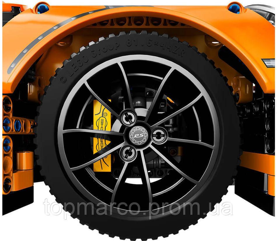 LEGO TECHNIC PORSCHE 911 GT3 RS 42056 НОВИНКА 2016 8