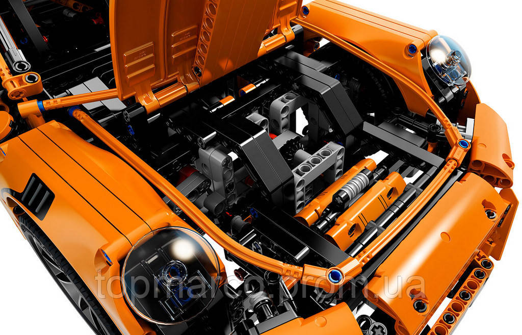 LEGO TECHNIC PORSCHE 911 GT3 RS 42056 НОВИНКА 2016 9