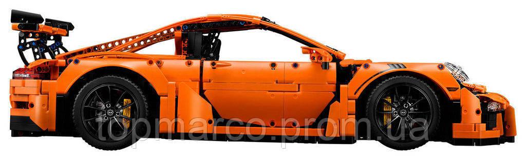 LEGO TECHNIC PORSCHE 911 GT3 RS 42056 НОВИНКА 2016 10