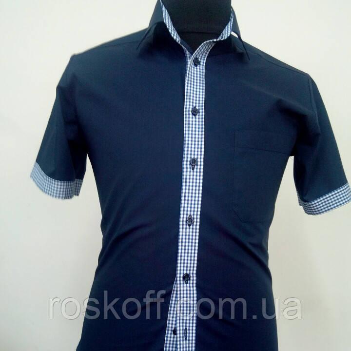 fcdc095d1689ade Рубашка темно-синяя: продажа, цена в Львове. рубашки мужские от ...