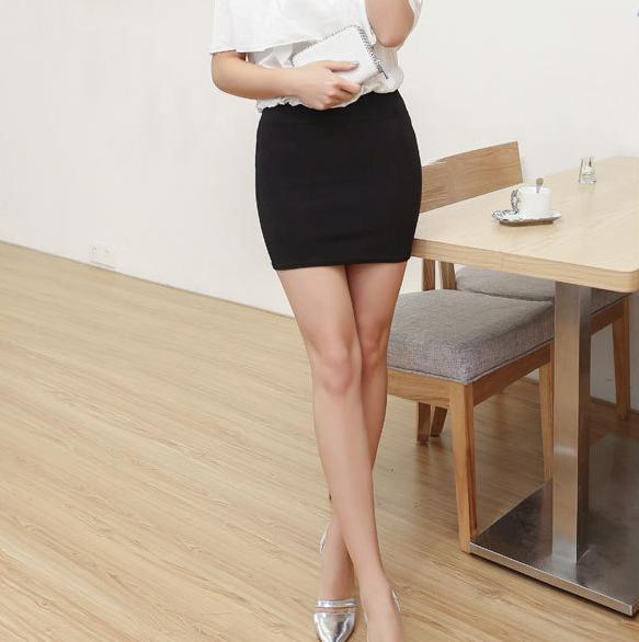 3d9f70a6fc8 Мини юбка черная женская - Интернет-магазин