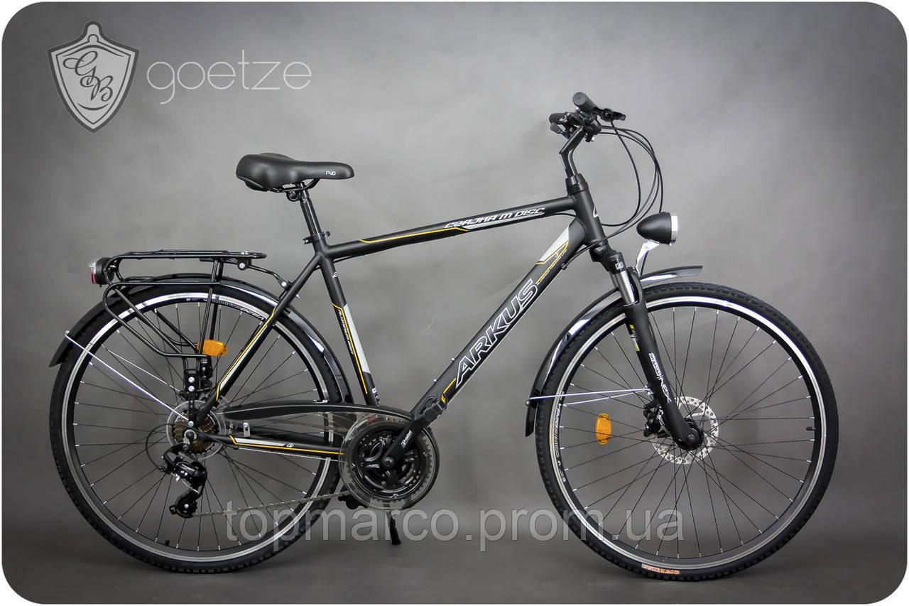 Велосипед ROMET ARKUS CZAJKA M DISC, рама 19