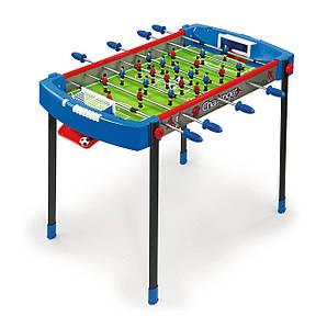 Футбольный стол Challenger Smoby - Франция -  удобные эргономичные ручки, ножки с нескользящими насадками