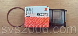 Фільтр паливний KNECHT KX72D1