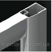 Шторка для ванны RADAWAY Vesta DW + S 160x70x150 см 2