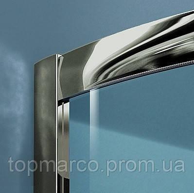 Шторка для ванны RADAWAY Vesta DW + S 160x70x150 см 4