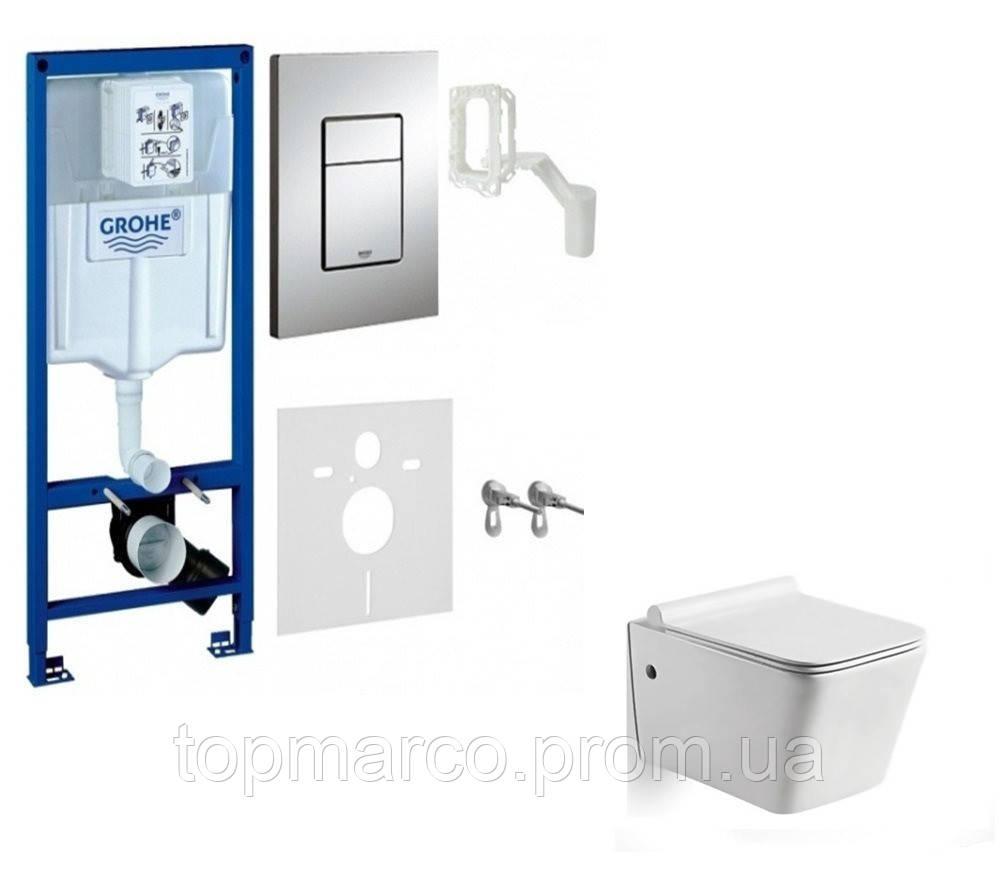 Инсталляция для туалета RAPID 5в1 2364N