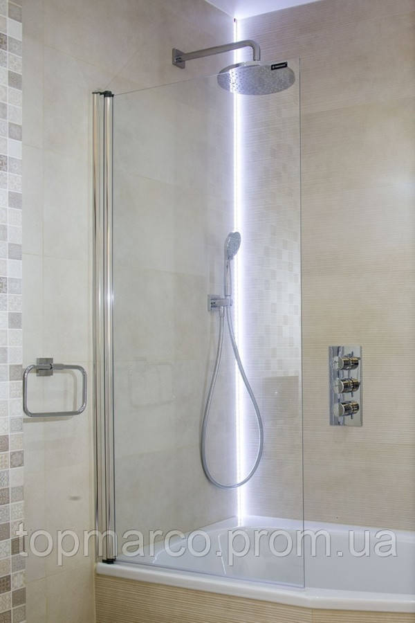 Шторка для ванны Omnires Кентон MP75 2